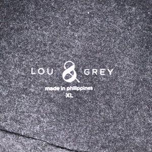 Lou & Grey grey leggings